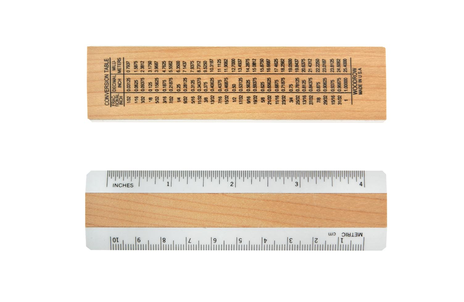 43a metric ruler