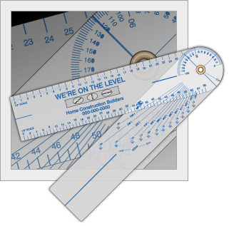 Custom Architectural Rulers